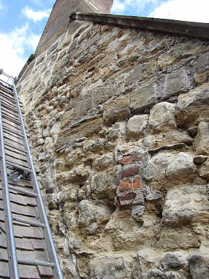 Grade II listed repairs