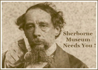 Sherborne Museum needs you!